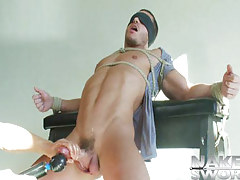 Marc Dylan The Bodybuilder - Fetish Gentlemen