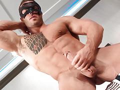 Remember the gorgeous face & vast muscles of Devon Dexx