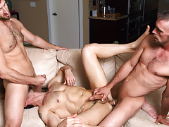 Dean Monroe gets the entire treatment from Joe & CJ Parker