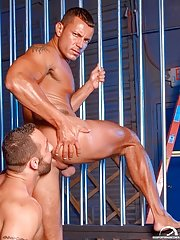 Fabio Stallone::Angelo Marconi - in Gay Porn Images