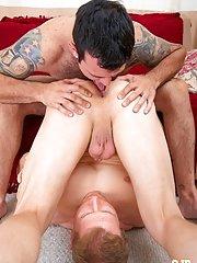 Alex Adams::Johnny Glyserin - in Fruit Porn Images