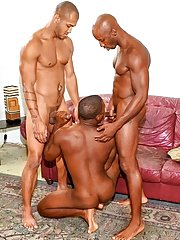 Race Cooper::Kiern Duecan::JP Richards - in Gay Porn Pictures