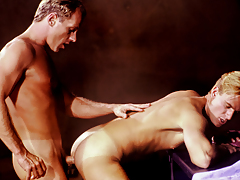 Paul Bain's Big Hard Dick Going So Eager Over Brandon West