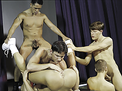 join in the getting delight for a closing orgy highlighted by huge cocks!