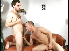 Hungry gay studs suck each other off in 3 episode