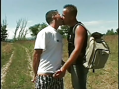 Double hot gay fuck hook ups in the woods in 2 episode