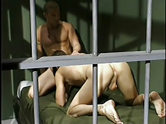 Jail house love making act amid guard and inmate in 2 clip