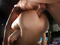 Darius bangs styles lock s asshole in the club in 3 movie