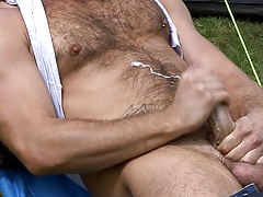 Load Subsequently Load Of Sodden Goo! - Ball cream Parade Part 14