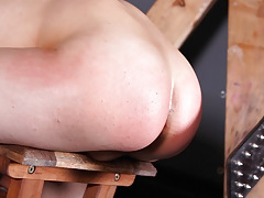 A Red Rosy Arse To Fuck - Cristian Martin And Aiden Jason