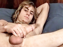 Country Boy Rod Masturbating - Carl Alexander