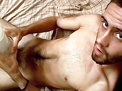 Fucking a Sexual act Appliance and Shooting 2 Cum Loads - Pimp