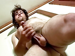 Volcano Cum -TrikinMatt's First Undressed Audition - TrikinMatt