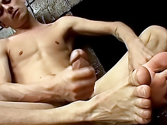Hung Twinks Palatable Foot Load - Phillip Ashton