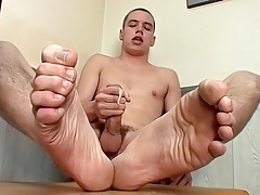 Str8 Males Wrinkled Soles - Tygger