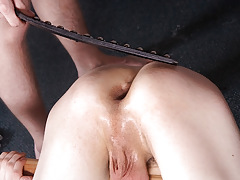 Beaten And Pummeled To A Cum Load - Josh Dixon and Aiden Jason