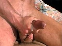Twink screams from stiff anal screw