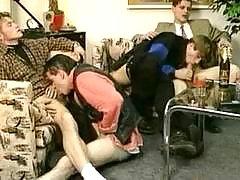 Gay sexual act gangbang