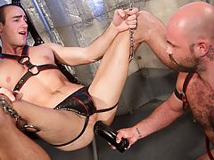 Crack slit Busters 10, Scene 05