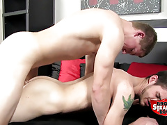 Adam Barebacks Skyler