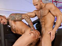 Auto Erotic, Part 2, Scene 01