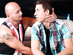 Mentor Loves Twinks, Scene 01