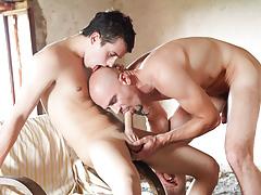 Knob Tender Dads, Scene 01