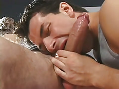 Homosexual anal fucking in gym with messy final in 2 episode