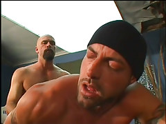 The boss benefits from a tight ass smoking in 5 video