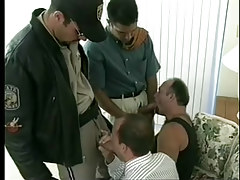 Hot gay policemen uniform porn severe fuckfest in 2 episode