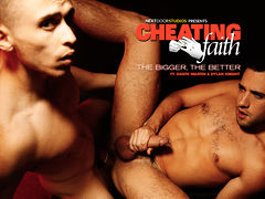 Cheating Faith: The Bigger, The Huger