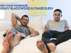 NextDoor Homemade: Vinny Blackwood & Pursue Klein