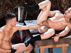 Complete Fist Interrogation, Scene #06