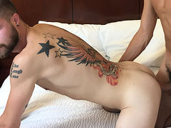 Maxx Simms & Scott DeMarco BAREBACK in Nashville