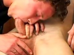 Fresh gay rectal opening to fuck