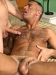 Studly whore opens taking in a big hard cock cuz he loves the smack