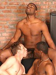 Interracial homosexual porn