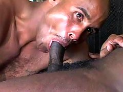 Black gay acquires a-hole pounded heavily