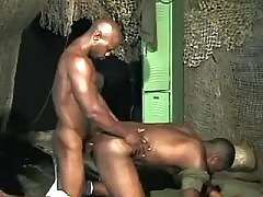 Black gay enchanting loved anal reaming