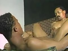 Black twink spreads for large stick