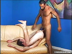 Horny fruit dilf fucked by mellow unshaved fellow