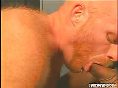 Redhead hairy fruit throats appetizing pride