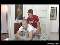 Pretty fruit gets anal fuck behind