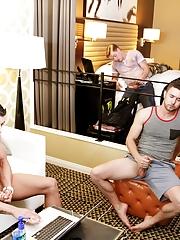Next Door Buddies. Gay Pics 9