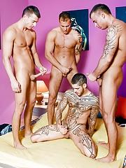 Visconti Triplets. Gay Pics 14